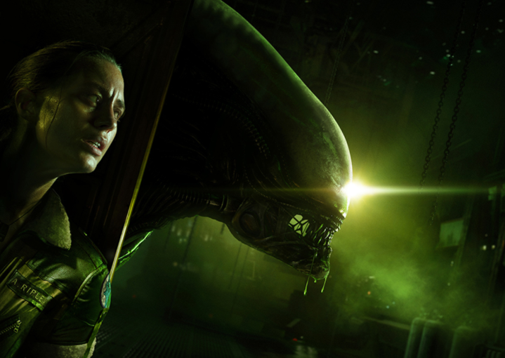 Alien Isolation Promo
