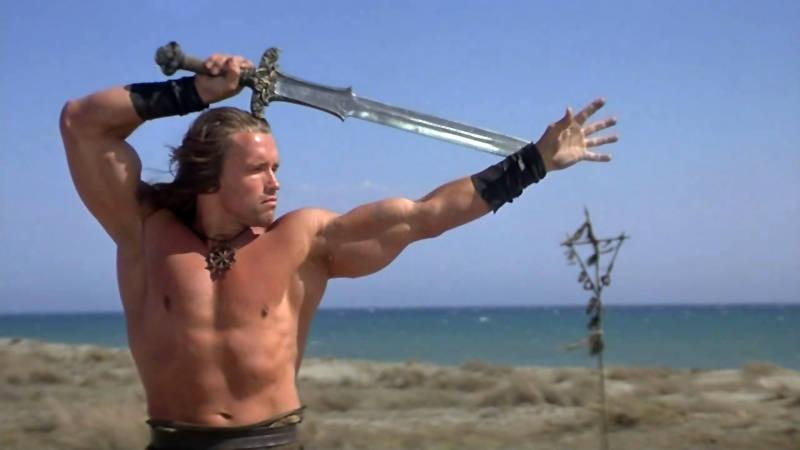 Conan The Barbarian' TV Series Coming To Amazon – ScreenHub