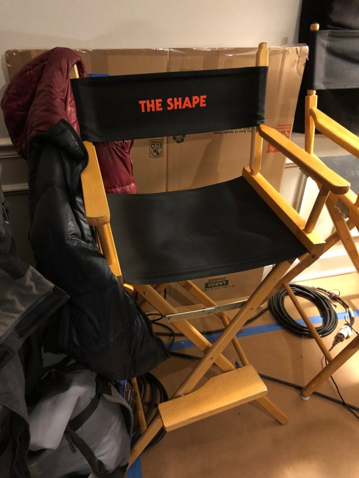 Nick Castle Th Shape Chair