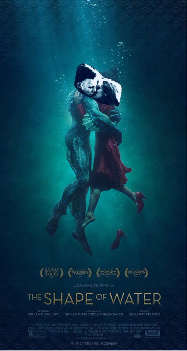 The Shape of Water Halloween Nick Castle