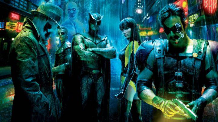 Watchmen Snyder