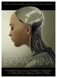 Ex Machina Poster 2