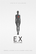 Ex Machina Poster 4