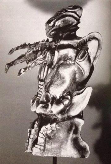 2001 Scrapped Alien