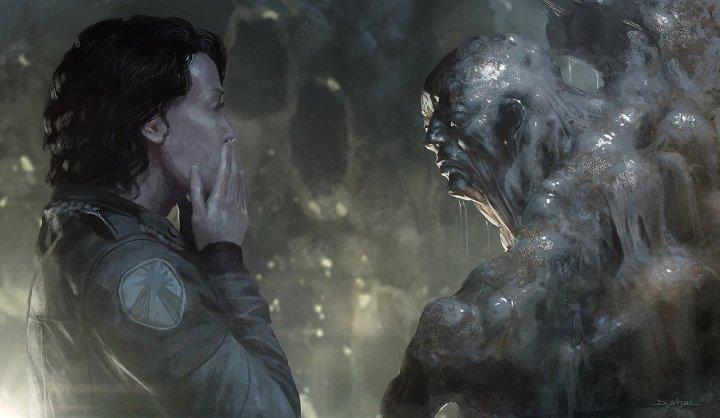Alien 5 Art 1