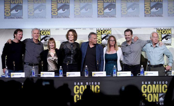 Aliens Comic-Con Panel