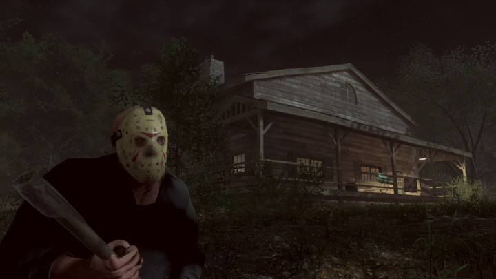Friday the 13th The Game Higgins Haven