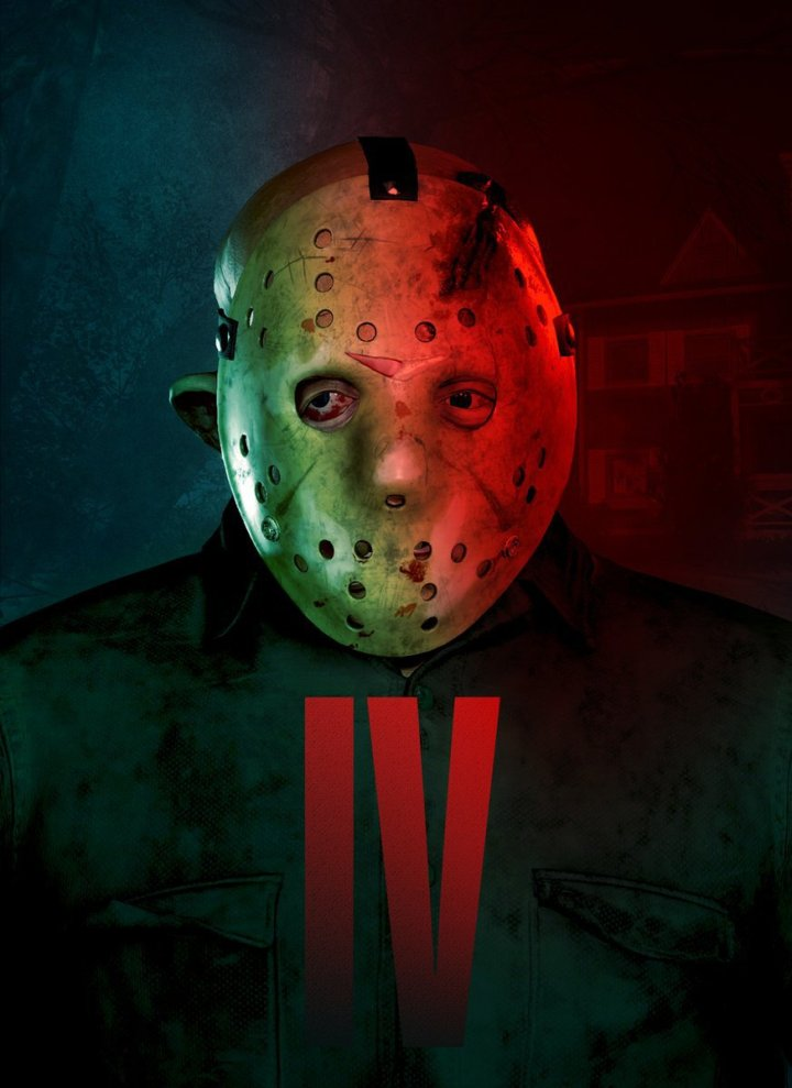 Friday the 13th The Game Part IV Jason