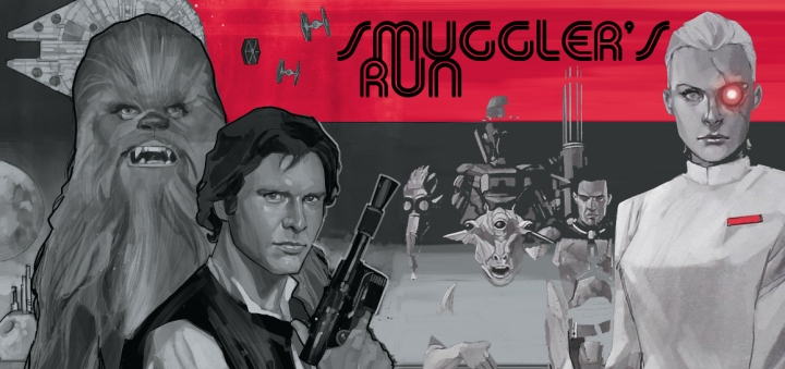 Image result for Smuggler's Run: A Han Solo & Chewbacca Adventure