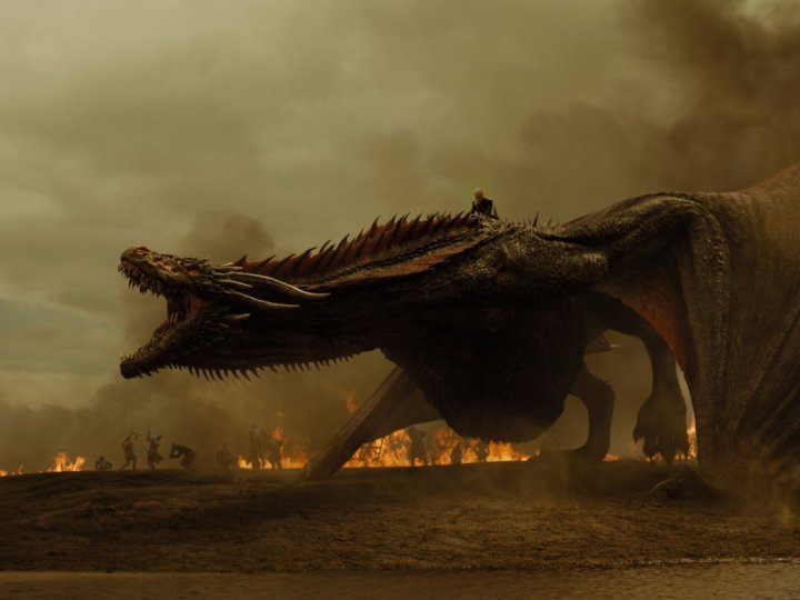 game of thrones dragons screenhub entertainment