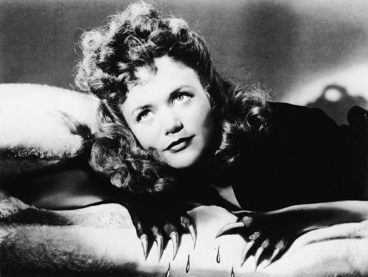 Jane Randolph In 'Cat People'