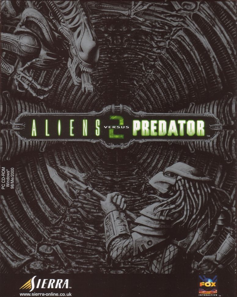 ScreenHub-Game-Aliens vs Predator 2