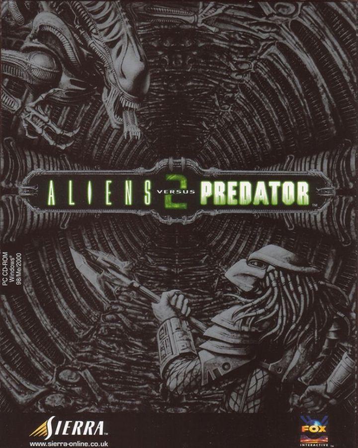 ScreenHub-Game-Aliens vs Predator 2