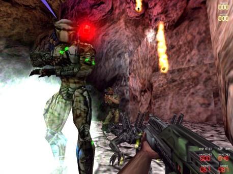 ScreenHub-Game-Aliens vs Predator