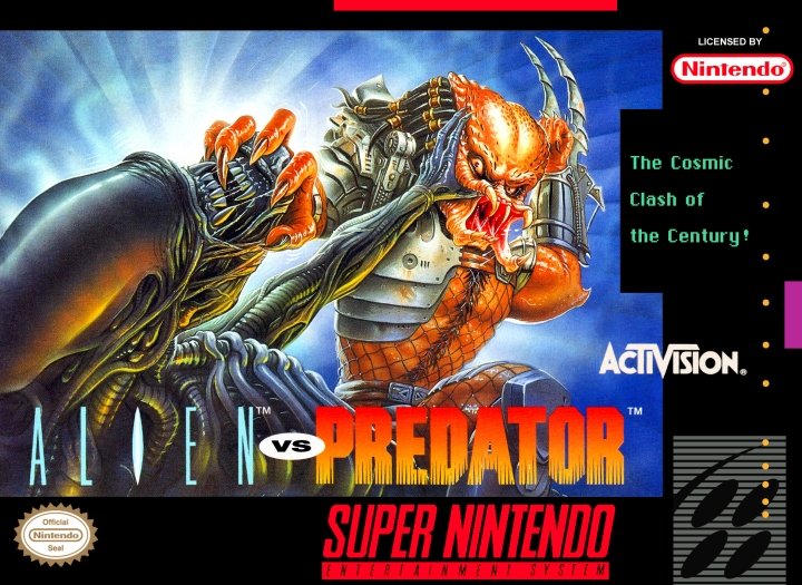 ScreenHub-Game-AlienvsPredator