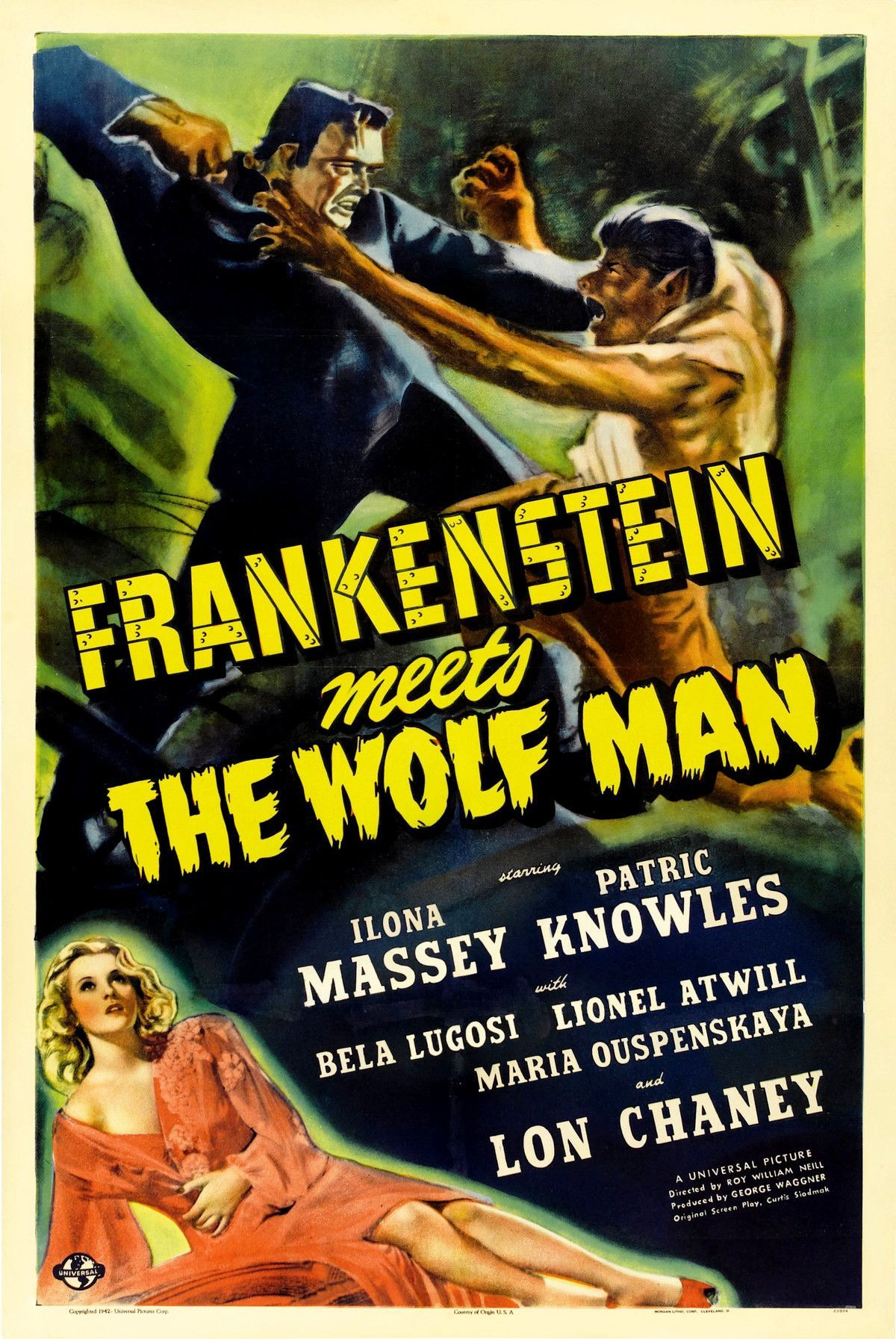 ScreenHub-Movie-Frankenstein meets the Wolf Man