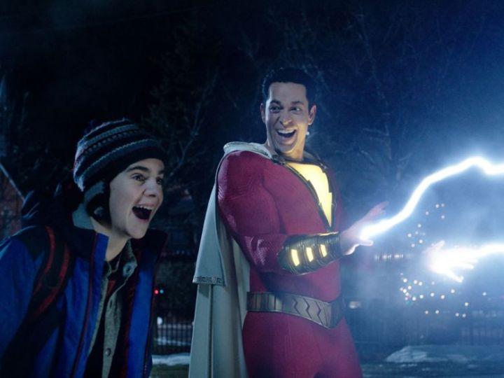 Movie Poster 2019: 'Shazam!' Review-ScreenHub Entertainment
