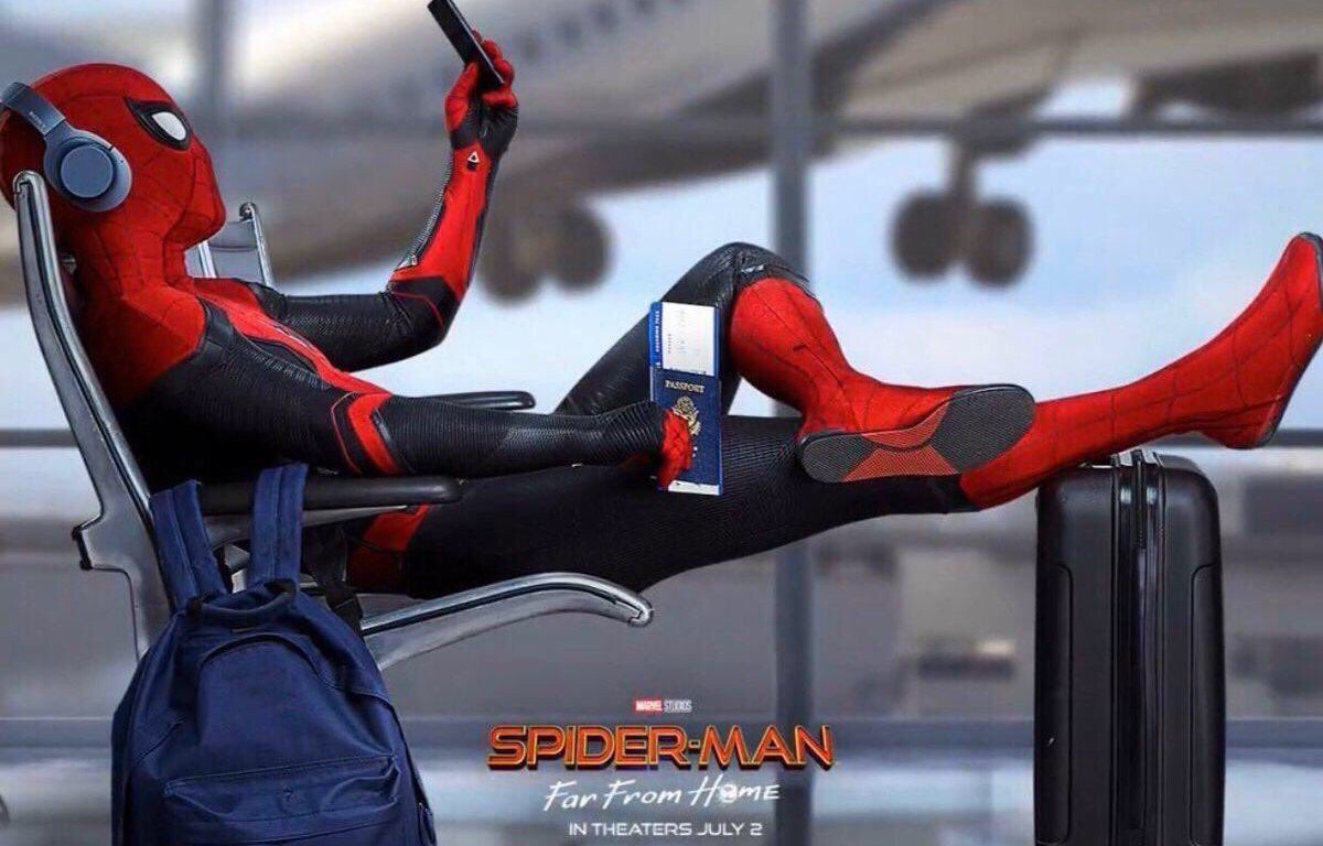 Spider-Man: Far From Home' SPOILER FREE Review – ScreenHub Entertainment –  ScreenHub Entertainment