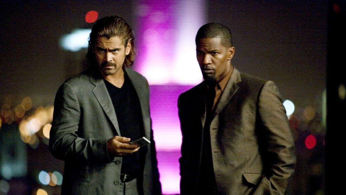 Michael Mann's 'Miami Vice' Is A Flawed Crime Epic – ScreenHub  Entertainment – ScreenHub Entertainment